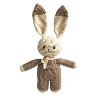 "Handmade Toy Rabbit - Big Bunny 13.3"" - 34 cm"