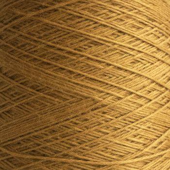 100% Baby Alpaca Yarn - Golden Brown