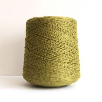 100% Baby Alpaca Yarn - Olive