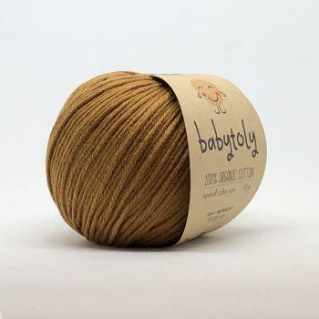 Organic Cotton Yarn - BISCUIT
