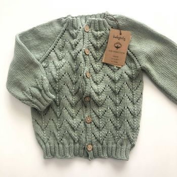 Blossom Cardigan - choose colors