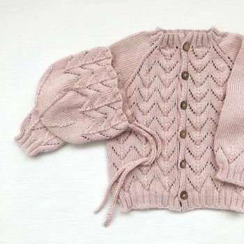 Blossom Cardigan - select colors