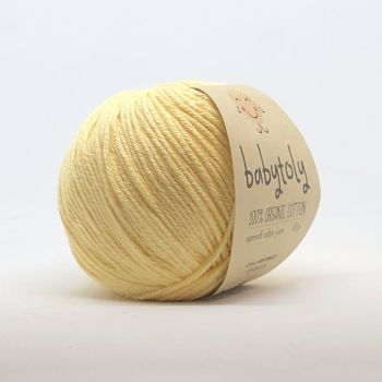 Organic Cotton Yarn - CANARY