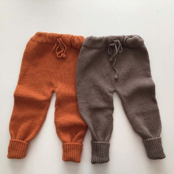 Knitted Pants - choose colors