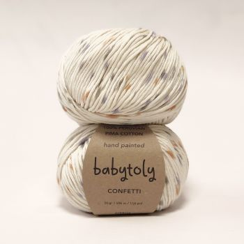 100% Peruvian Pima Cotton Yarn - CITRUS