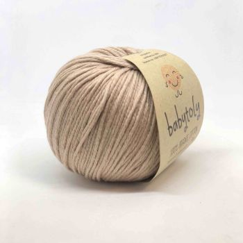 Organic Cotton Yarn - CLAY
