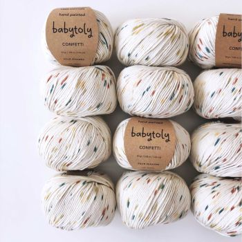 100% Peruvian Pima Cotton Yarn - FOUR SEASONS