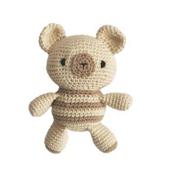 "Teddy Bear Pookie 6.6"" - 17 cm"