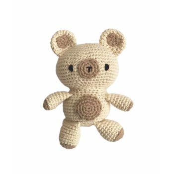 """Teddy Bear Huggie 6.6"""" - 17 cm"""