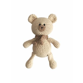 "Handmade Teddy Bear - Mini Teddy Bear 7"" - 18 cm"