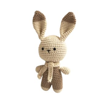 "Crochet Toy Little Bunny 8"" - 21 cm"
