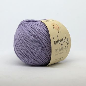 Organic Cotton Yarn - LAVENDER
