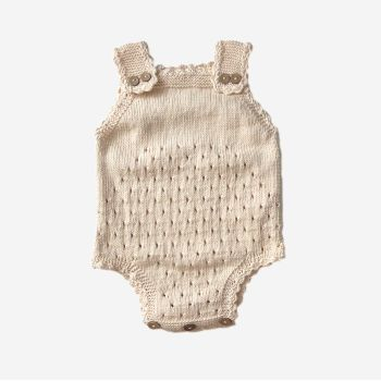 Liliane Romper - natural