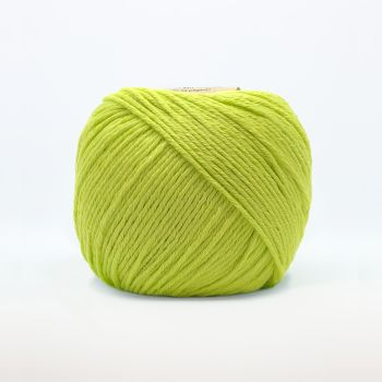 Organic Cotton Yarn - LIME