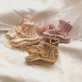 Luna Booties - choose colors