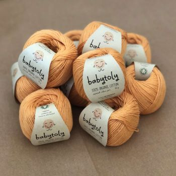 10 Yarn Bundle - Marigold