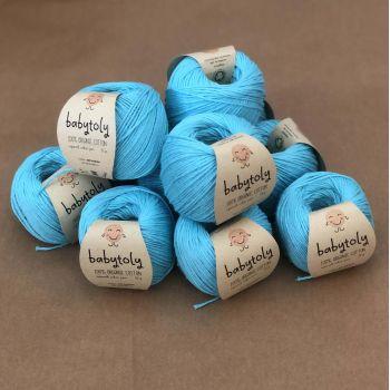 10 Yarn Bundle - Marina