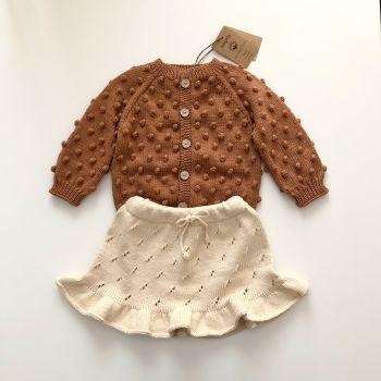 Mies Skirt - natural and various colors