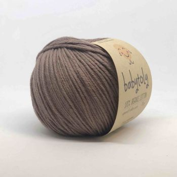 Organic Cotton Yarn - MINK