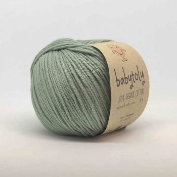 Organic Cotton Yarn - MINT
