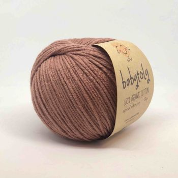 Organic Cotton Yarn - MOCHA