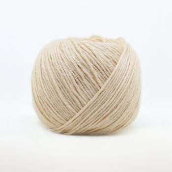 Organic Cotton Yarn  - NATURAL