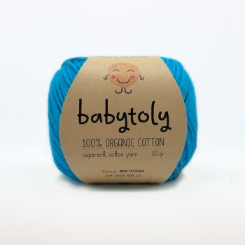 Organic Cotton Yarn - OCEAN