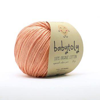 Organic Cotton Yarn - PAPAYA