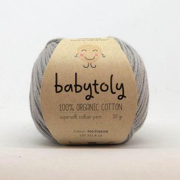 Organic Cotton Yarn - PIGEON