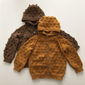 Popcorn Jacket , Hoodie - select colors