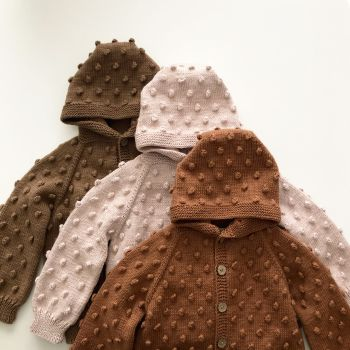 Popcorn Jacket , Hoodie - select colors
