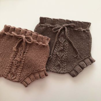 Rococo Bloomers - mink
