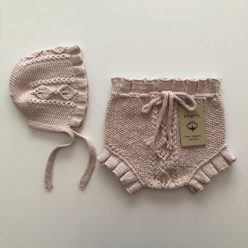 Rococo Bloomers - powder pink
