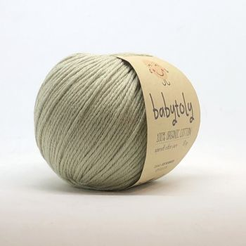 Organic Cotton Yarn - SEAWEED