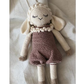 "Sheep Doll 13.38"" - 34 cm"
