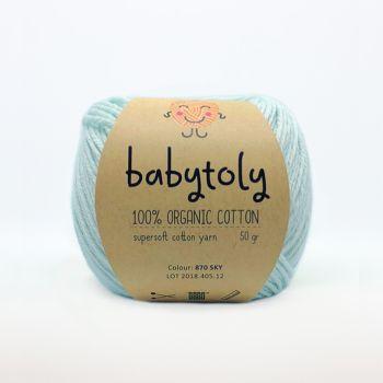 Organic Cotton Yarn - SKY