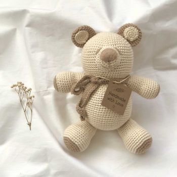 "Teddy Bear Sleep Friend 9.8"" - 25 cm"